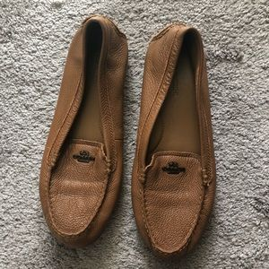 Coach Loafers - excellent condition